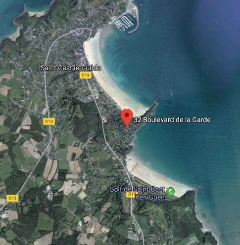 SAINT CAST proximite plage golf commerce quartier calme Bretagne, Saint-Cast-le-Guildo (22380)