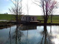 Mobil Home avec étang Bourgogne, Brosses (89660)