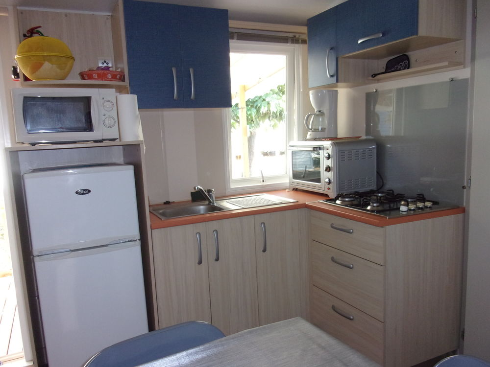 MOBIL HOME CLIMATISE 3 CHAMBRES Languedoc-Roussillon, Narbonne Plage (11100)