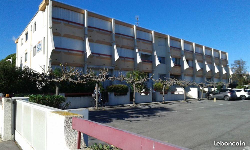 Studio 4 pers. au Grau du Roi. Languedoc-Roussillon, Le Grau-du-Roi (30240)