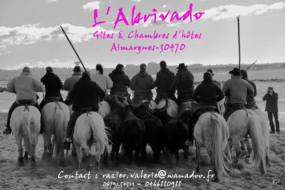L'Abrivado  s vacances - chambres d'hôtes Languedoc-Roussillon, Aimargues (30470)