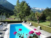 Chalet authentique avec piscine Rhône-Alpes, La Ferrière (38580)