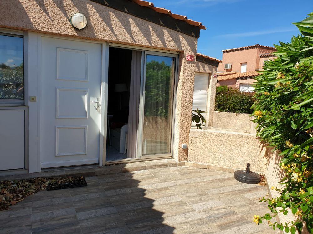 Villa dans résidence de tourisme Languedoc-Roussillon, St Cyprien Plage (66750)