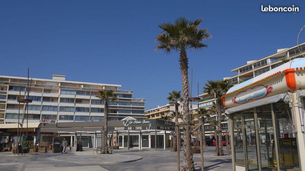 STUDIO DISPO 13/7 au 27/7 ACCES DIRECT PLAGE PROMO Languedoc-Roussillon, Canet Plage (66140)