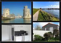 La Rochelle 25m² cosy calme terrasse lac parking Poitou-Charentes, La Rochelle (17000)