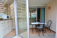 STUDIO REZ JARDIN DISPO 24/8 au 31/8 VUE MER DE LA TERRASSE. Languedoc-Roussillon, Canet Plage (66140)
