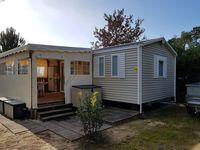 Mobil Home PROMO semaine 27 Camping***  4 KM Océan,clim Aquitaine, Saint-Julien-en-Born (40170)