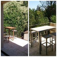 Gîte 2 ch  tout équipé jardin piscine naturelle Languedoc-Roussillon, Vers-Pont-du-Gard (30210)