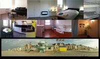 Loc vacances Malo les bains Dunkerque 60m Mer+WIFI FIBRE Nord-Pas-de-Calais, Malo Les Bains (59240)