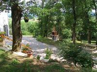 Gîte à la campagne en pleine nature, avec piscine. Midi-Pyrénées, Cuq (81570)