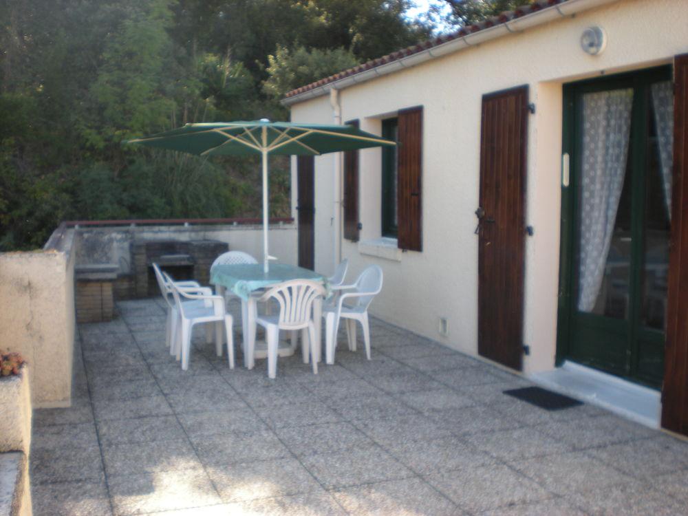 Appartement avec terrasse à l'ile d'oleron  Poitou-Charentes, Saint-Trojan-les-Bains (17370)