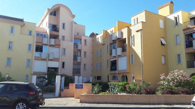 Appart. T2 rés.surveillée parking 2 piscines conciergerie Languedoc-Roussillon, Gruissan (11430)
