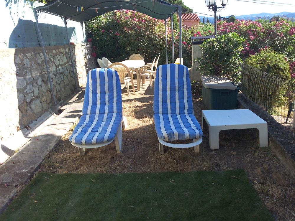 Duplex independant dans villa avec jardin vue mer  Mandelieu Provence-Alpes-Côte d'Azur, Mandelieu-la-Napoule (06210)