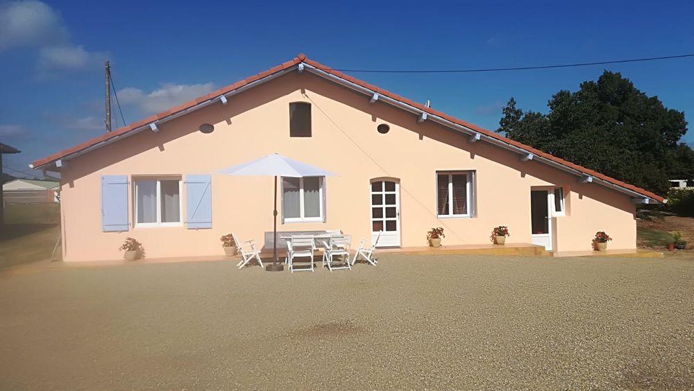 MAISON DE CAMPAGNE Aquitaine, Toulouzette (40250)