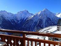 Appartement 5 personnes 28m²  Vue sur les montagnes Rhône-Alpes, Les Deux Alpes (38860)