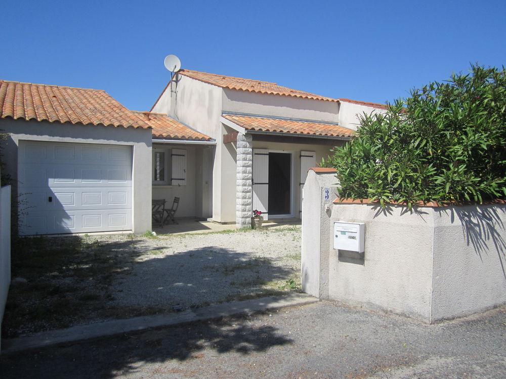 Île d'Oléron - La Brée les Bains, maison classée 3*  Poitou-Charentes, La Brée-les-Bains (17840)