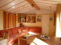 mobil home dans terrain résidentiel a 800m du port Basse-Normandie, Grandcamp-Maisy (14450)