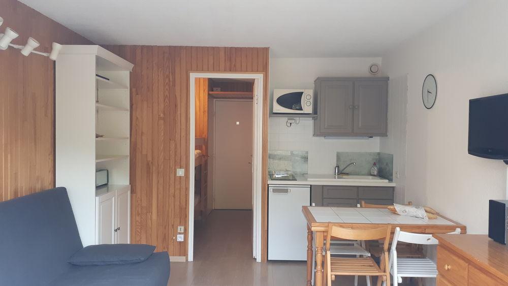 Studio 4 couchages aux pieds des pistes  Provence-Alpes-Côte d'Azur, Puy-Saint-Vincent (05290)