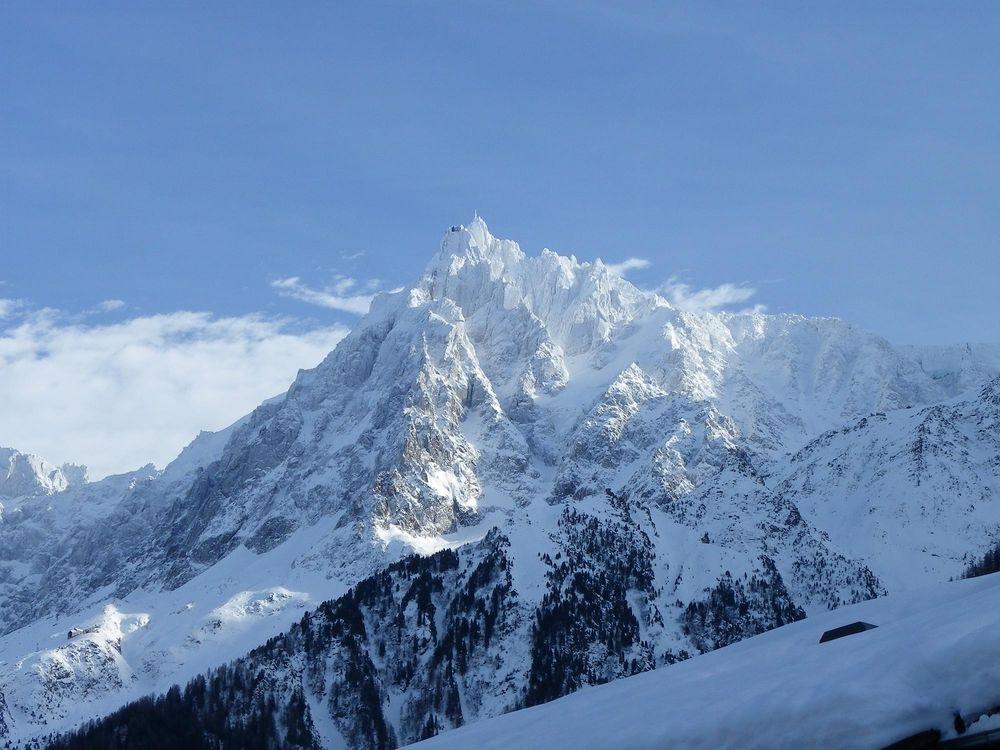 LES HOUCHES APPARTEMENT DANS PETITE RESIDENCE FACE AIGUILLE  Rhône-Alpes, Les Houches (74310)