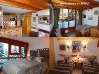 Arc 1800 4 Duplex 4 ou 5 Personnes  AU Pied Des Pistes Rhône-Alpes, Les Arcs (73700)