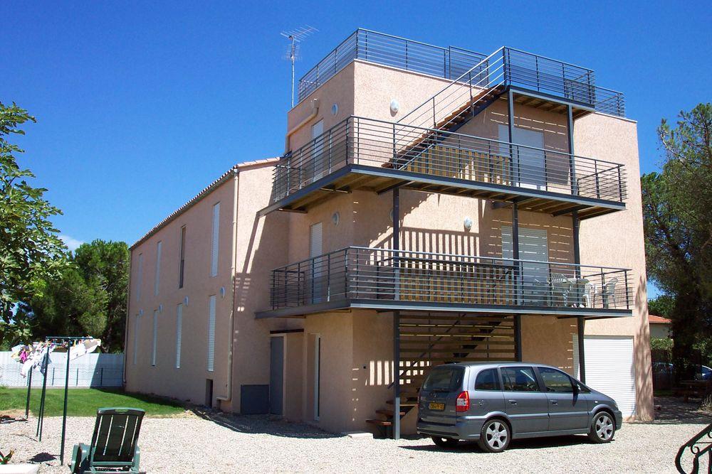 6pers wifi ok animaux et chéques vacances 2ch parking jardi  Languedoc-Roussillon, Latour-Bas-Elne (66200)