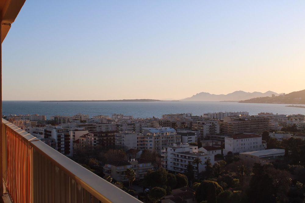 Juan Les Pins -  saisonnier charmant studio vue mer - Provence-Alpes-Côte d'Azur, Juan Les Pins (06160)