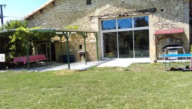 gite en pierre Aquitaine, Montauriol (47330)
