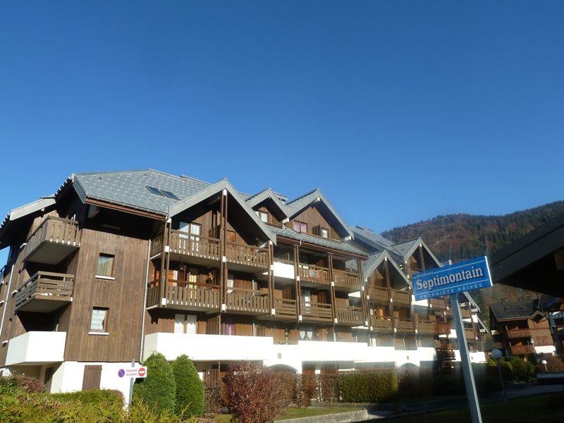 Studio 4 personnes Samoëns Haute Savoie Rhône-Alpes, Samoëns (74340)