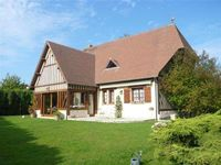 Maison de vacances a 3km de la plage 1.5km D'honfleur Basse-Normandie, Équemauville (14600)