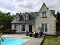 Maison avec piscine au c?ur des Châteaux de la Loire Centre, Cour-Cheverny (41700)