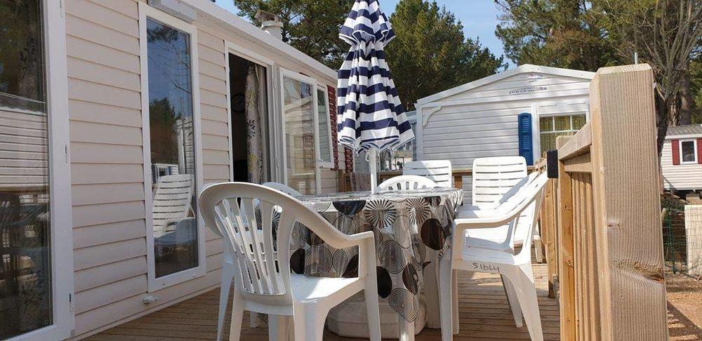 mobilhome vacances Pays de la Loire, Saint-Jean-de-Monts (85160)
