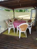 Mobilhome 4 personnes sur camping 4 Etoiles  Pays de la Loire, Saint-Gervais (85230)