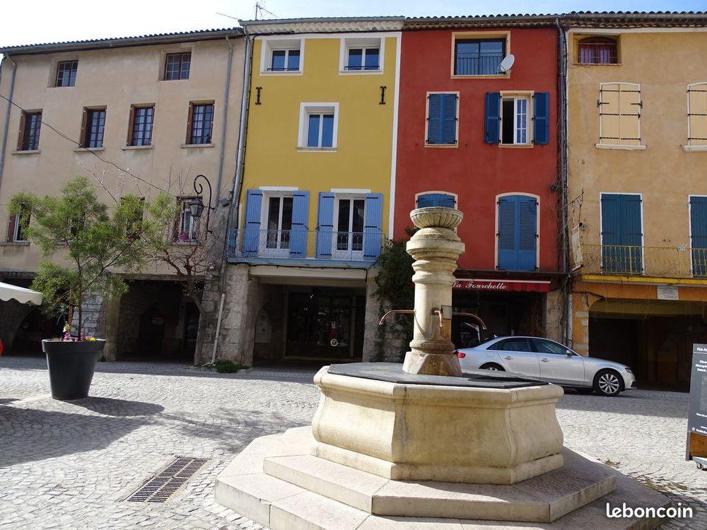 Appartement spacieux centre village très lumineux Rhône-Alpes, Buis-les-Baronnies (26170)