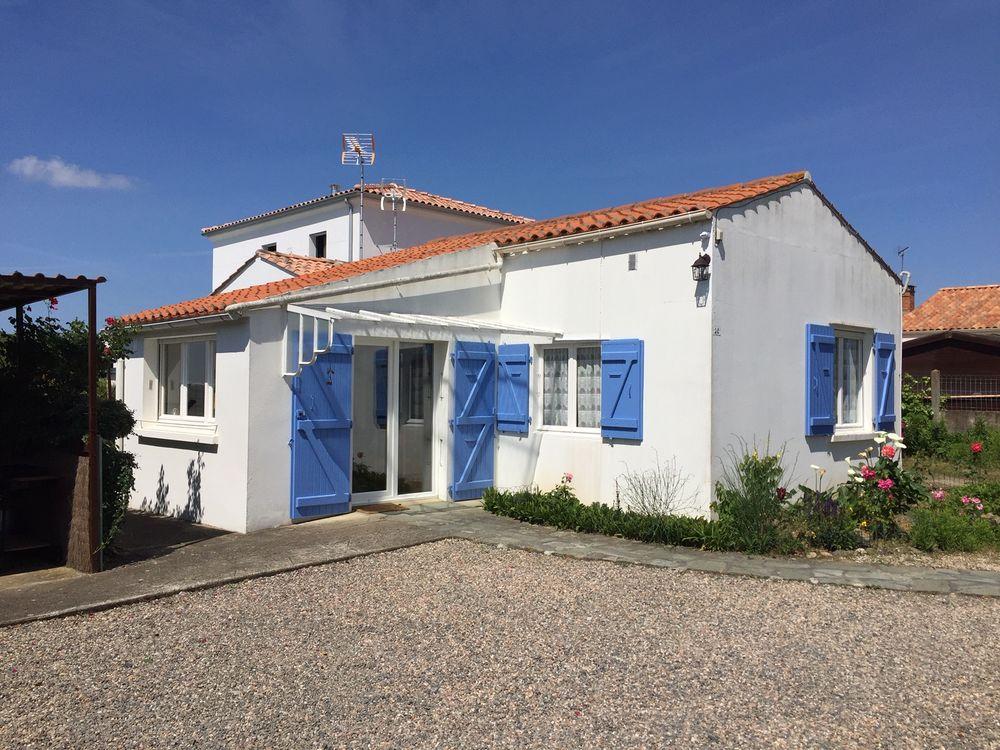 Près de la mer / Deux chambres / Chiens acceptés Pays de la Loire, Saint-Michel-en-l'Herm (85580)