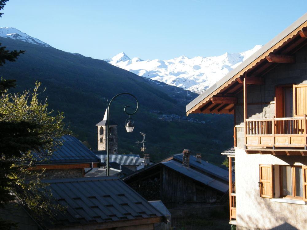 Maison de village au calme Rhône-Alpes, Saint-Martin-de-Belleville (73440)