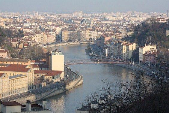 appartement belle vue sur Lyon Rhône-Alpes, Lyon (69009)