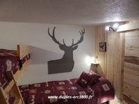 Arc 1800 Grand Duplex 5 Personnes  Skis Aux Pieds Hiver 2021 Rhône-Alpes, Les Arcs (73700)