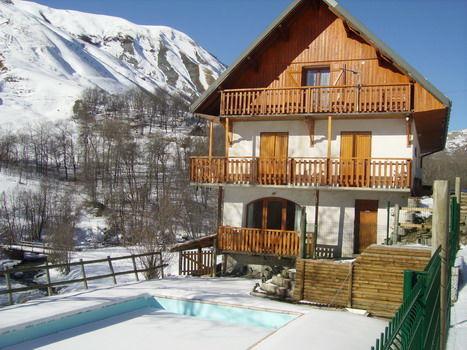 appartement 8/10 pers dans chalet 5 mn des pistes  Rhône-Alpes, Saint-Sorlin-d'Arves (73530)