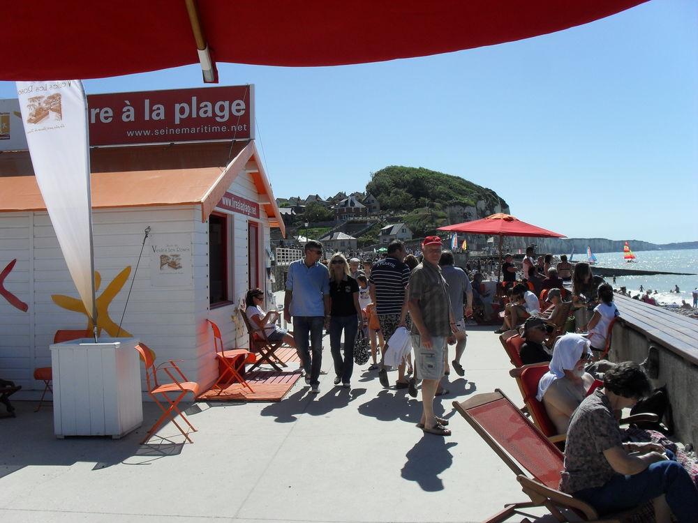 Bel APT très proche commerces mer au bas de la rue Haute-Normandie, Veules-les-Roses (76980)