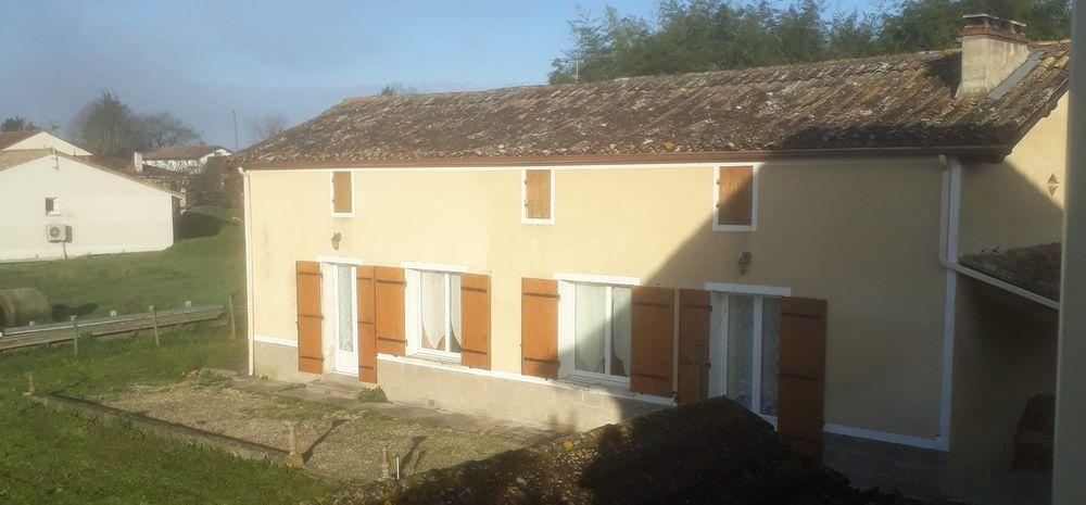 A loué maison de campagne ancienne Aquitaine, Saint-Pierre-d'Eyraud (24130)