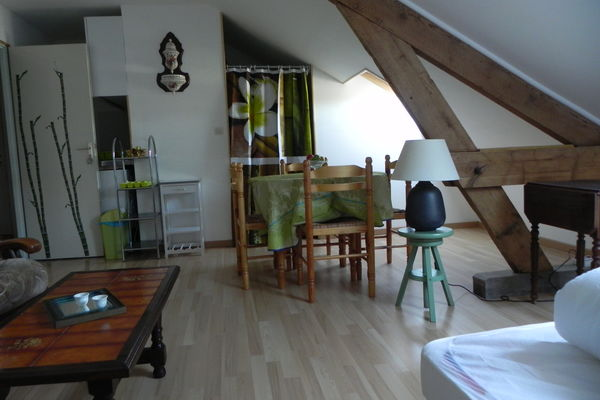 Location Appartement STUDIO MEUBLE EQUIPE  à Briollay