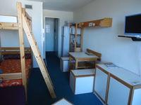 Location Appartement Studio meublé 22 m² avec balcon  5pl au corbier  à Le corbier