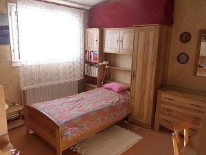 Location Chambre CHAMBRE 11 M2 DANS VILLA 100 m2 LA COMMANDERIE A ECHIROLLES  à Échirolles