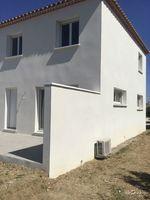 Location Villa VILLA NEUVE RT2012 DE TYPE 4 AVEC JARDIN ET GARAGE  à Saint-mamert-du-gard