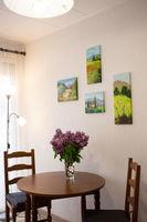 Location Appartement studio 2 étoiles 250 m desthermes  à Cazaubon