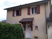 Belle maison 110 m² avec un jardin arboré ombragé de 400 m²  2230 Divonne-les-Bains (01220)