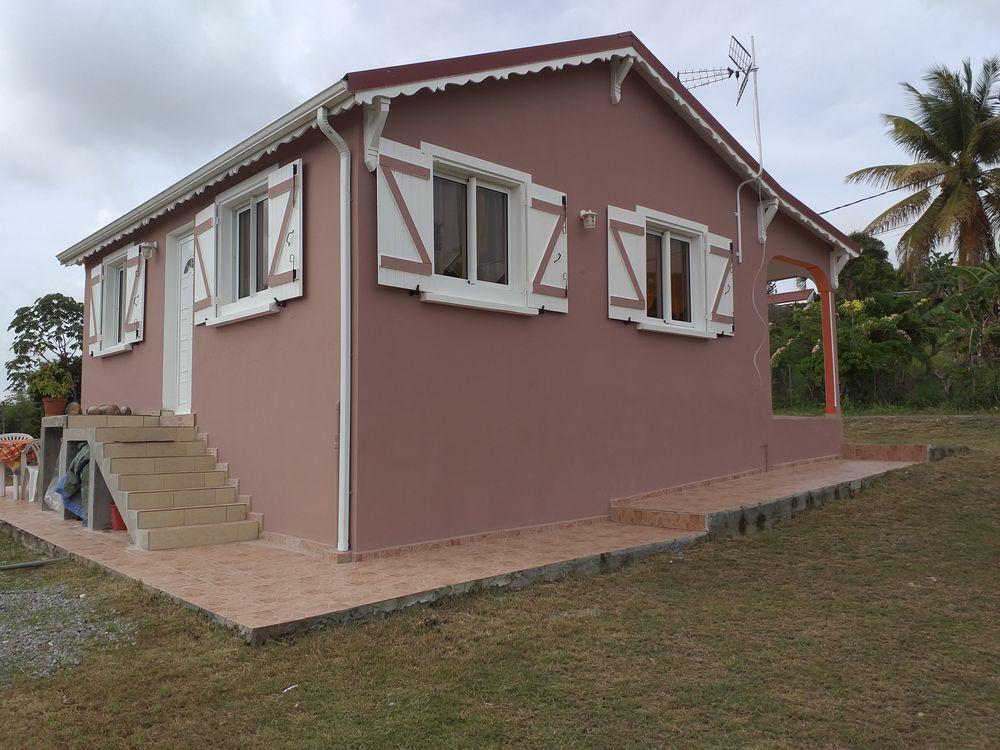 Location Maison Maison de type f3 meublée à  Marie-Galante  à Grand-bourg