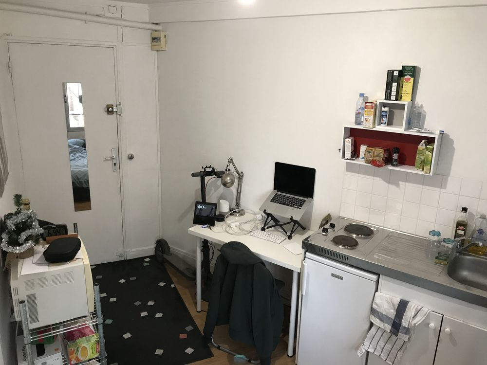 Location Appartement Studio excellent etat & emplacement - Disponible 1 novembre Paris 16