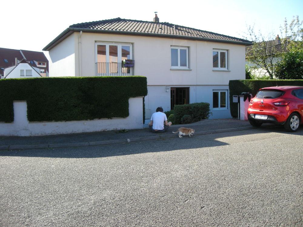 Location Maison STRASBOURG (Hoenheim 67800) maison F4-F5 semi-meublé  à Hoenheim