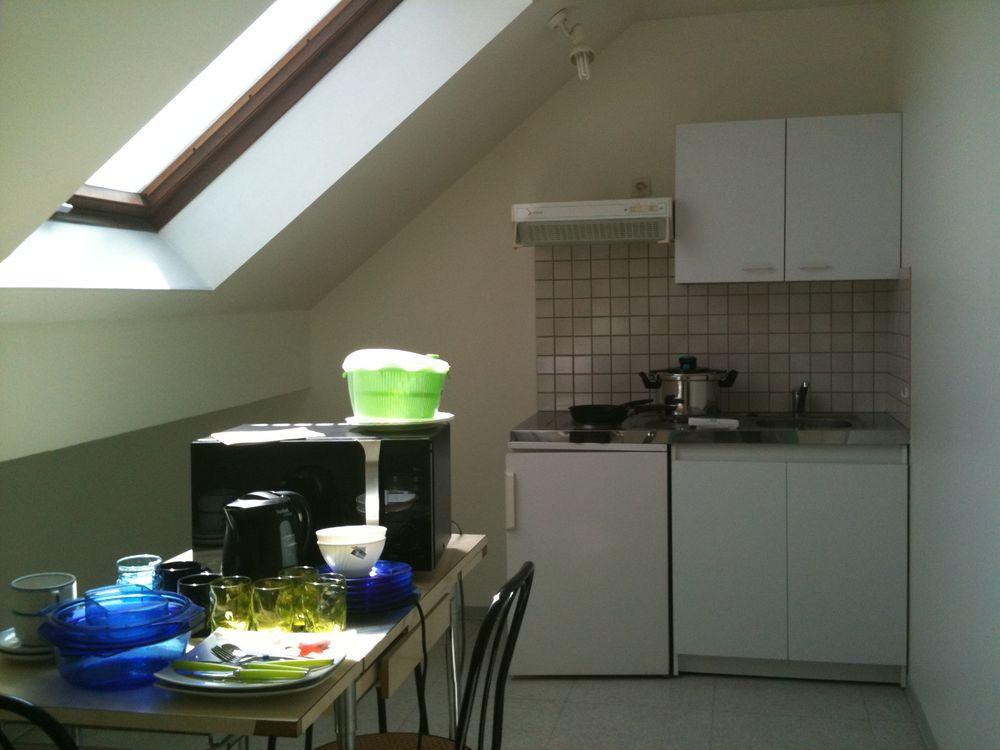 Location Appartement chaumont grand F1 lumineux,tres bon etat ,meublé 50m2, .  à Chaumont